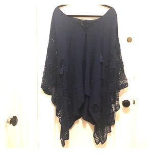 Forever 21 Lace Tunic / Beach Cover-Up